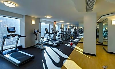 Fitness Weight Room, 40 Hudson St, 2