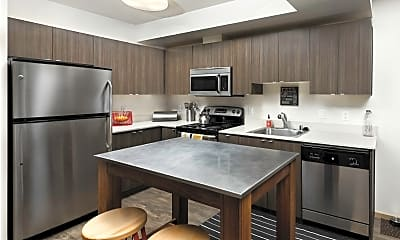 Kitchen, Youngstown Flats, 1