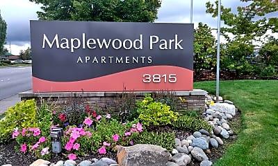 Maplewood Park Apartments, 1