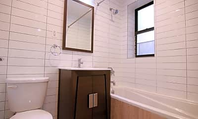 Bathroom, 3 W 137th St 3-B, 2