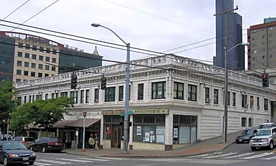 Building, 311 6th Ave S, 1