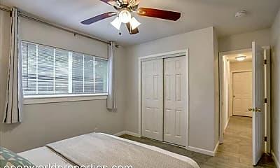 Bedroom, 58th Street, 2