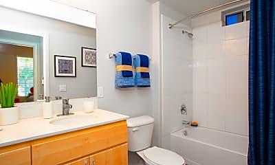 Bathroom, SkySong Apartments, 2