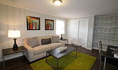 Living Room, Knollwood, 1