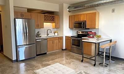 Kitchen, 700 Central Ave NE 308, 1