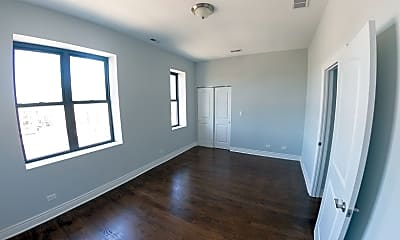 Bedroom, 2515 W Lawrence Ave 2E, 2