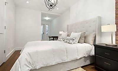 Bedroom, 159 W 126th St 3-B, 1
