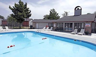 Pool, North Quarter Pavilion, 0