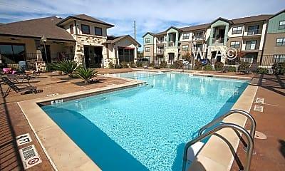 Pool, 1650 River Road, 1