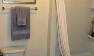 Bathroom, Outlook Apartment Homes, 2