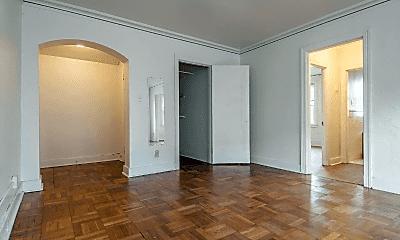 Living Room, 5646 Hobart St, 1