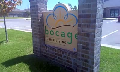 Bocage Apartments, 1