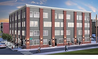 Building, 2440 Lee St Unit 1, 1