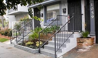 Patio / Deck, 1059 Gladys Ave, 0