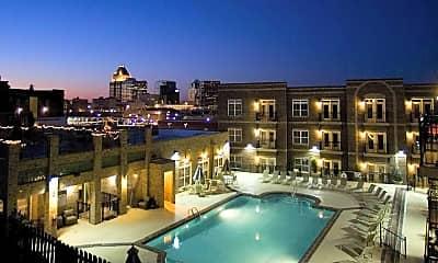 Pool, CityView Apartment Homes, 0