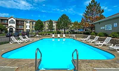 Pool, Park West, 0