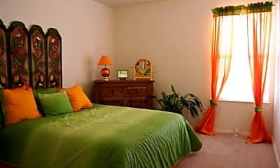 Bedroom, Matthew Henson Apartments, 2