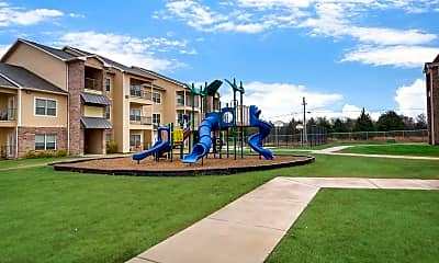 Playground, Majors Place Apartment Homes, 2