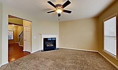 Living Room, 823 Forsythia Way, 1