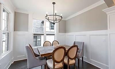 Dining Room, 1615 Helmsdale Dr, 1