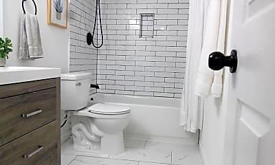 Bathroom, 223 Florida Ave NW 1, 2
