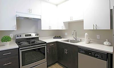 Kitchen, Barclay Square, 0