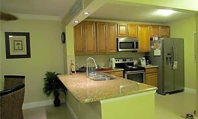 Kitchen, 7440 S Ocean Dr 324, 1