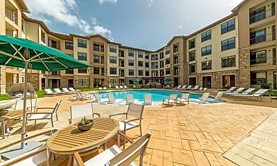 Pool, Haven at Liberty Hills, 0