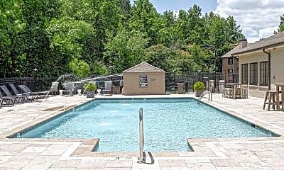 Pool, Woodmere Creek, 0