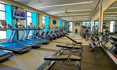 Fitness Weight Room, 71 W Hubbard St 4602, 1