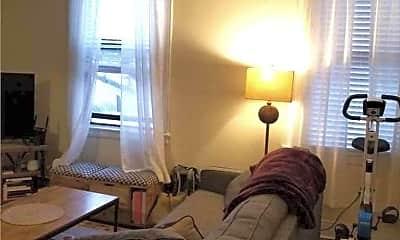 Living Room, 65 Merrick Ave 1, 1