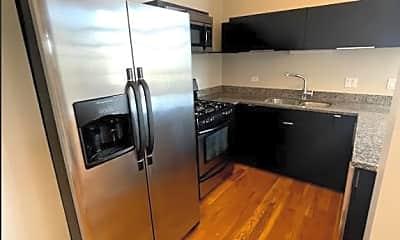 Kitchen, Damen and Armitage, 1