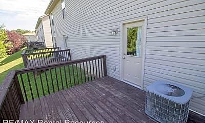 Patio / Deck, 4009 Snowy Owl Dr, 2