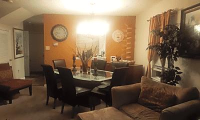 Dining Room, 7290 Mahogany Dr, 0