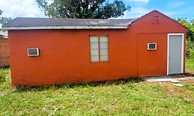 Building, 7906 Hart Dr, 1