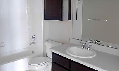 Bathroom, Creed Canyon, 2