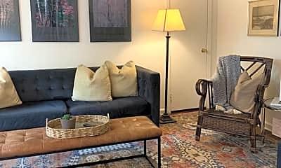 Living Room, 493 North Highland Avenue Northeast, 1