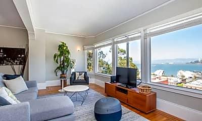 Living Room, 275 Green St, 1