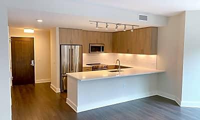 Kitchen, 4901 Montgomery Ln 306, 1