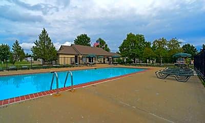 Pool, Pin Oak Parc, 0