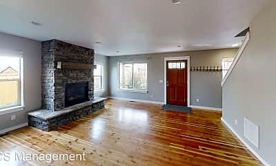 Living Room, 3814 Bur Ave, 1