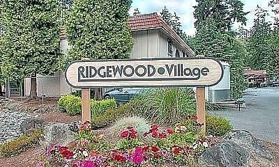 Community Signage, 12521 NE 117th Pl, 1
