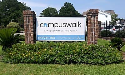 Campus Walk, 1