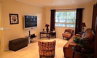 Living Room, 3229 Arthur Terrace, 1
