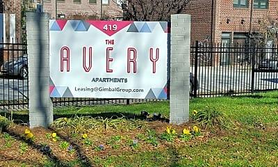 Community Signage, 419 Chamberlain St SE, 2