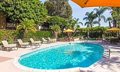 Pool, Huntington Continental, 1