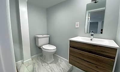 Bathroom, 25 Clinton Ave 1, 1