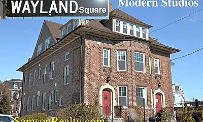 Building, 80 Medway St, 0