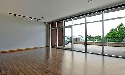 Living Room, 515 S. Main Unit 205, 1