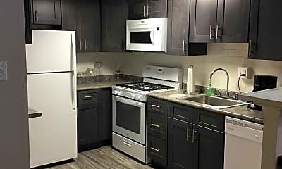 Kitchen, Manayunk Garden Apartments, 0